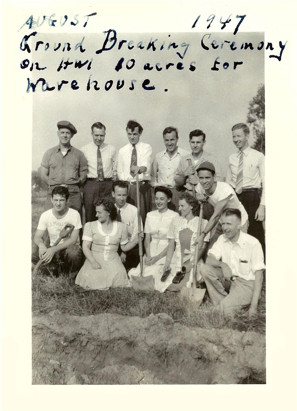 In 1947